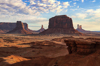 Photograph - John Ford's Point View by David Cote