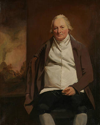 Painting - John Gray Of Newholm by Henry Raeburn