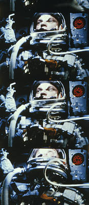 Famous Book Photograph - John H. Glenn, Jr. Circling Earth, 5 by Nasa
