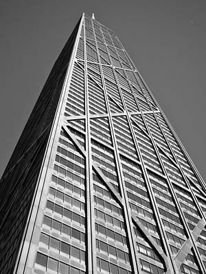 John Hancock Building Art Print