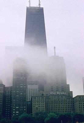 Photograph - John Hancock Building by Gary Wonning