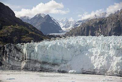 Photograph - John Hopkins Glacier 13 by Richard J Cassato