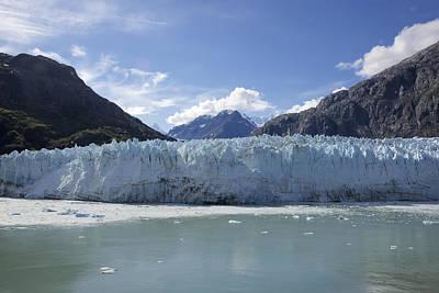 Photograph - John Hopkins Glacier 14 by Richard J Cassato