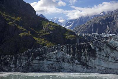Photograph - John Hopkins Glacier 15 by Richard J Cassato