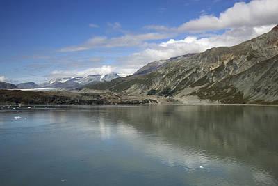 Photograph - John Hopkins Glacier 16 by Richard J Cassato