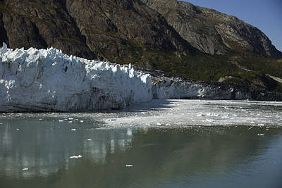 Photograph - John Hopkins Glacier 17 by Richard J Cassato