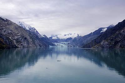 Photograph - John Hopkins Glacier 2 by Richard J Cassato