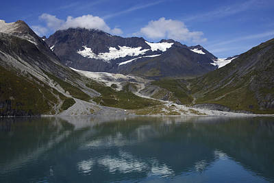 Photograph - John Hopkins Glacier 4 by Richard J Cassato