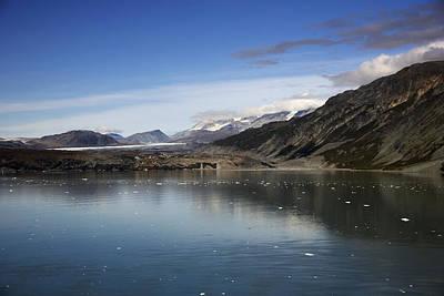 Photograph - John Hopkins Glacier 6 by Richard J Cassato