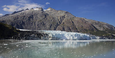 Photograph - John Hopkins Glacier 7 by Richard J Cassato