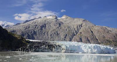 Photograph - John Hopkins Glacier 8 by Richard J Cassato