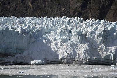 Photograph - John Hopkins Glacier 9 by Richard J Cassato