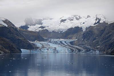 Photograph - John Hopkins Glacier by Richard J Cassato