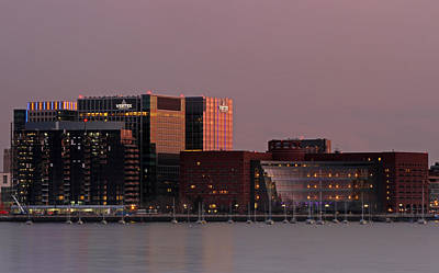 Vertex Photograph - John Joseph Moakley U.s. Courthouse  by Juergen Roth
