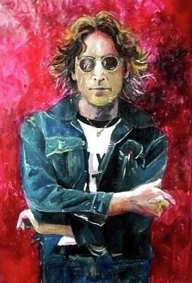 John Lennon 80's Original