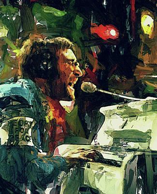 Digital Art - John Lennon Imagine by Yury Malkov