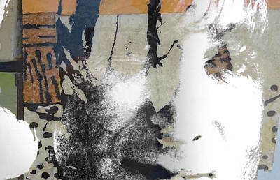 John Lennon Wall Art - Digital Art - John Lennon - In My Life  by Paul Lovering