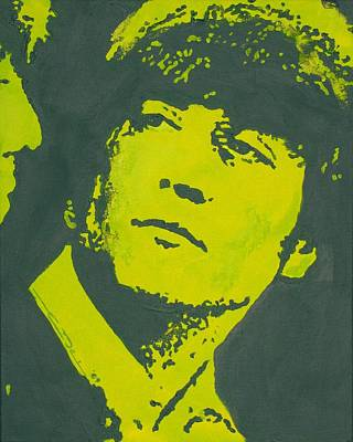 John Lennon Iv Art Print by Eric Dee