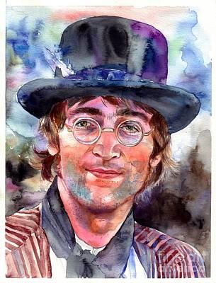 John Lennon Portrait Original