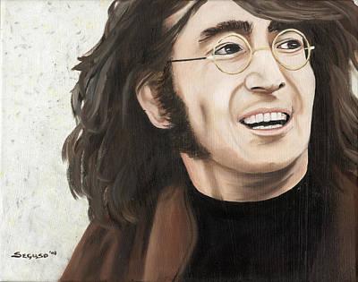 John Lennon Original by Rick Seguso