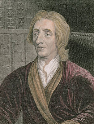 Author Painting - John Locke by Sir Godfrey Kneller