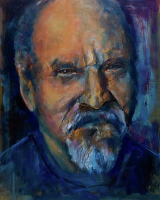 Painting - John by Maxim Komissarchik