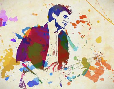Painting - John Mayer by Dan Sproul