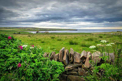 Photograph - John O'groats Scenery by Jeremy Lavender Photography