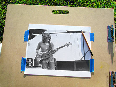 John Paul Jones Art Print