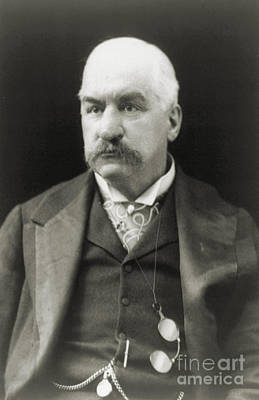 John Pierpont Morgan, American Financier Art Print