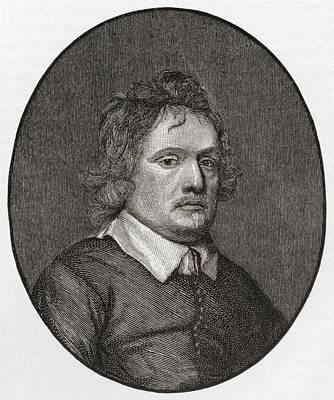 John Pym, 1584 To 1643. English Art Print