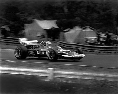 Photograph - John Surtees 3 by Mike Flynn