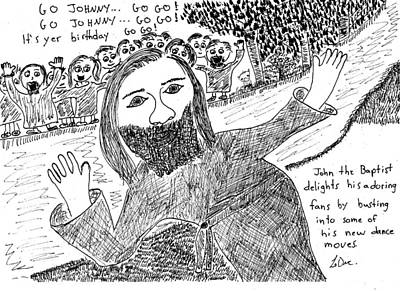 John The Baptist Dance Original