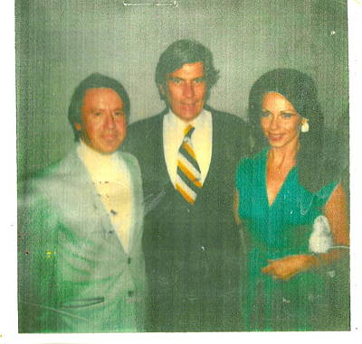 Famous Er Photograph - John Warner In The Middle by Anne-Elizabeth Whiteway