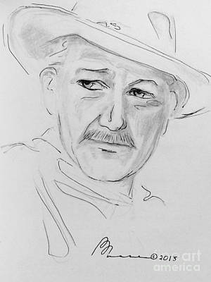 Confident Drawing - The Duke by Barbara Chase