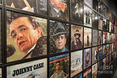 Photograph - Johnny Cash Museum by Patricia Hofmeester