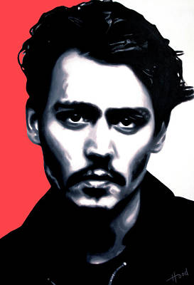 Johnny Art Print