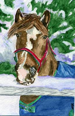 Painting - Johnny by Lynne Reichhart