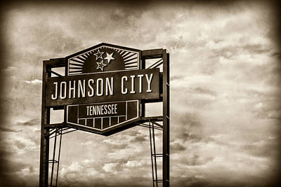 Photograph - Johnson City Tennessee by Sharon Popek