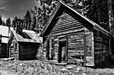 Photograph - Johnsville by Mick Burkey