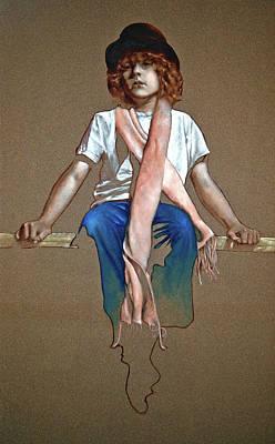 Painting - Jojo by Greg Kuppinger