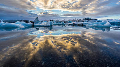 Photograph - Jokulsarlon by James Billings