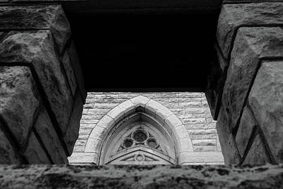 Photograph - Joliet Church by John McArthur