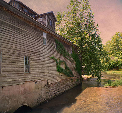 Photograph - Jolly Mill by Deena Stoddard