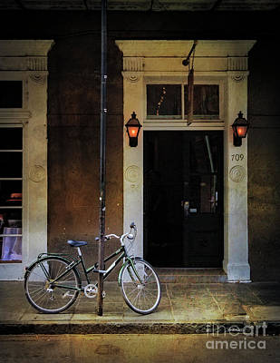 Photograph - Jolt 709 Bicycle by Craig J Satterlee