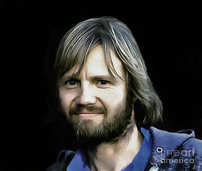 Photograph - Jon Voight by Sergey Lukashin