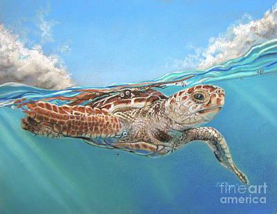 Jonah Print by Deb LaFogg-Docherty