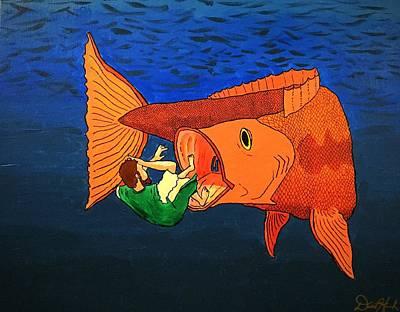 Jonah In The Deep Original