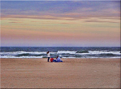 Photograph - Jones Beach In January by Mikki Cucuzzo