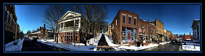 Photograph - Jonesborough Tennessee 11 by Steven Lebron Langston